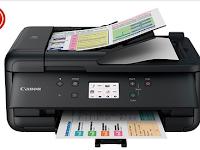 Canon TR7530 Printer drivers Download