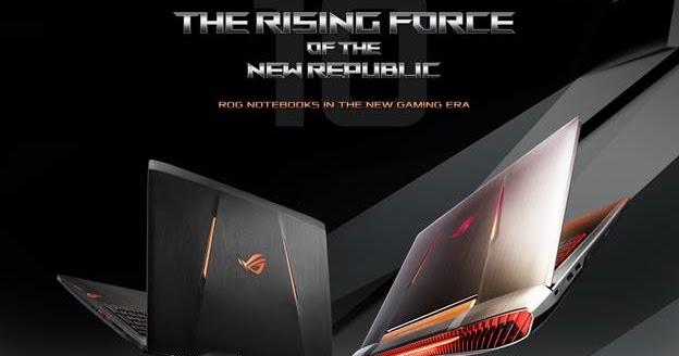 ASUS Republic Of Gamers ROG X NVIDIA GeForce GTX 10