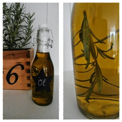 Rosmarinöl selbst gemacht
