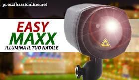 Proiettore Luci Natalizie Opinioni.Prezzi Bassi Online Easy Maxx Faretto Laser Da Hse24 Opinioni