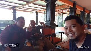 Koordinasi dan sharing dengan perumus calon pagari tegal slawi