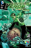 Os Novos 52! Lanterna Verde #40