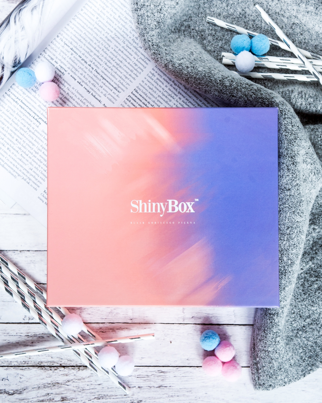 ShinyBox | Time to Shine