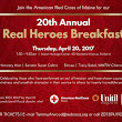 Net Crimes & Misdemeanors: Save the Date for the American Red Cross Real Heroes Breakfast!