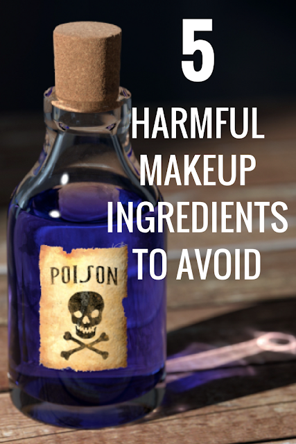 harmful makeup ingredients