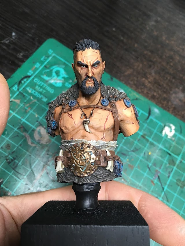 What's On Your Table: First Bust