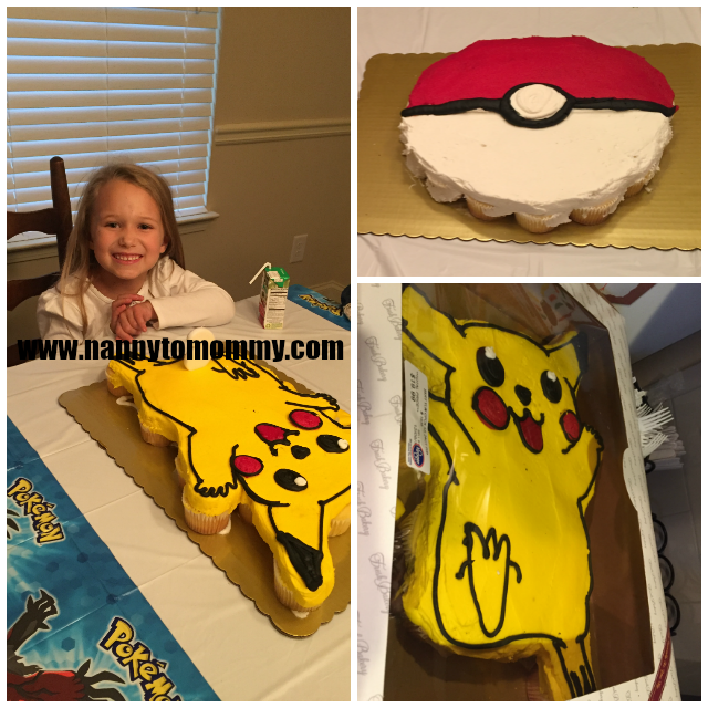 Pokémon Birthday Cake Ideas