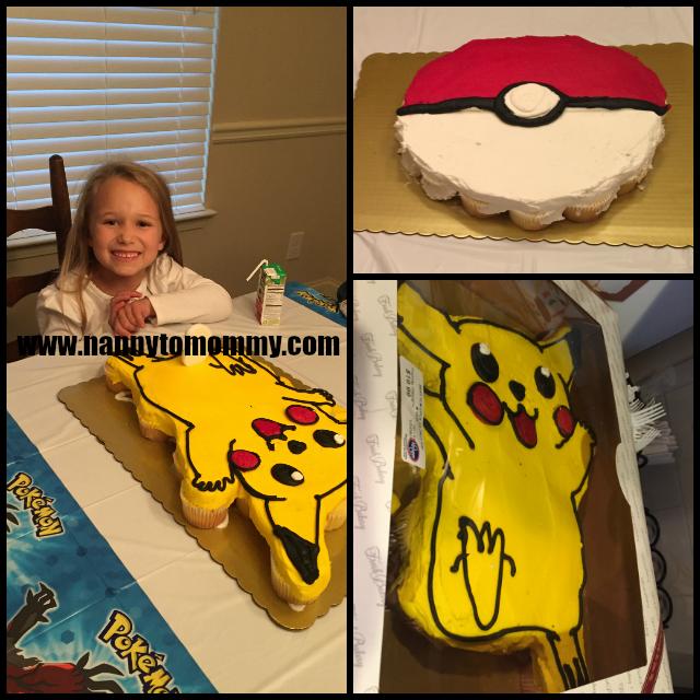 Pokémon Birthday Cake Ideas