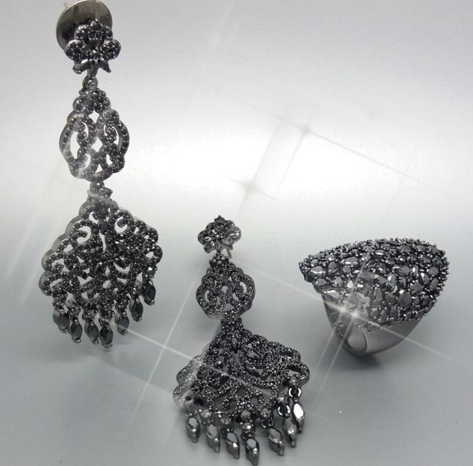 Blog Rivera Joias  Brincos, anéis e pulseiras com banho de ródio ... 47b1313854