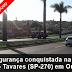 Mais segurança conquistada na rodovia Raposo Tavares (SP-270) em Ourinhos