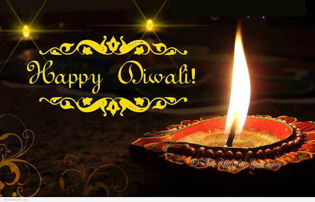 Happy Diwali Wallpapers 2016