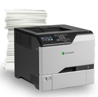 Download Lexmark CS720 Series Driver Printer