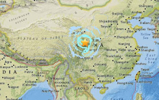 Powerful 6.5-Magnitude Quake Hits Southwestern China