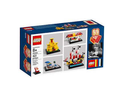 LEGO 40290 - 60 Years of the LEGO® Brick