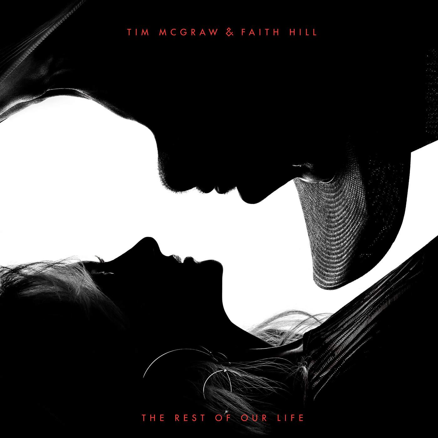 Tim McGraw & Faith Hill - Break First - Single
