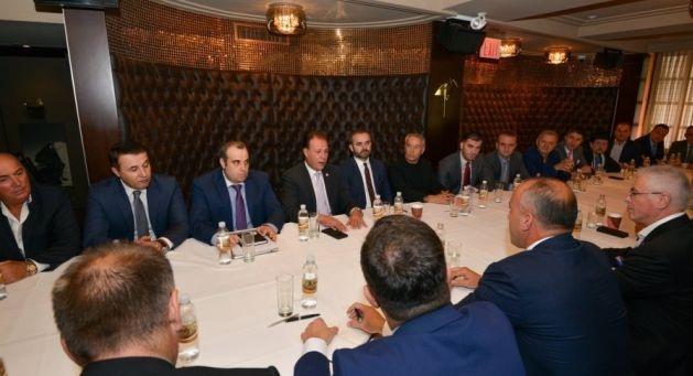 Kosovo Prime, Haradinaj urges Albanian-Americans to invest in Kosovo