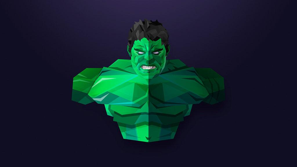 Man x Monster A.K.A Hulk (Bruce Banner)