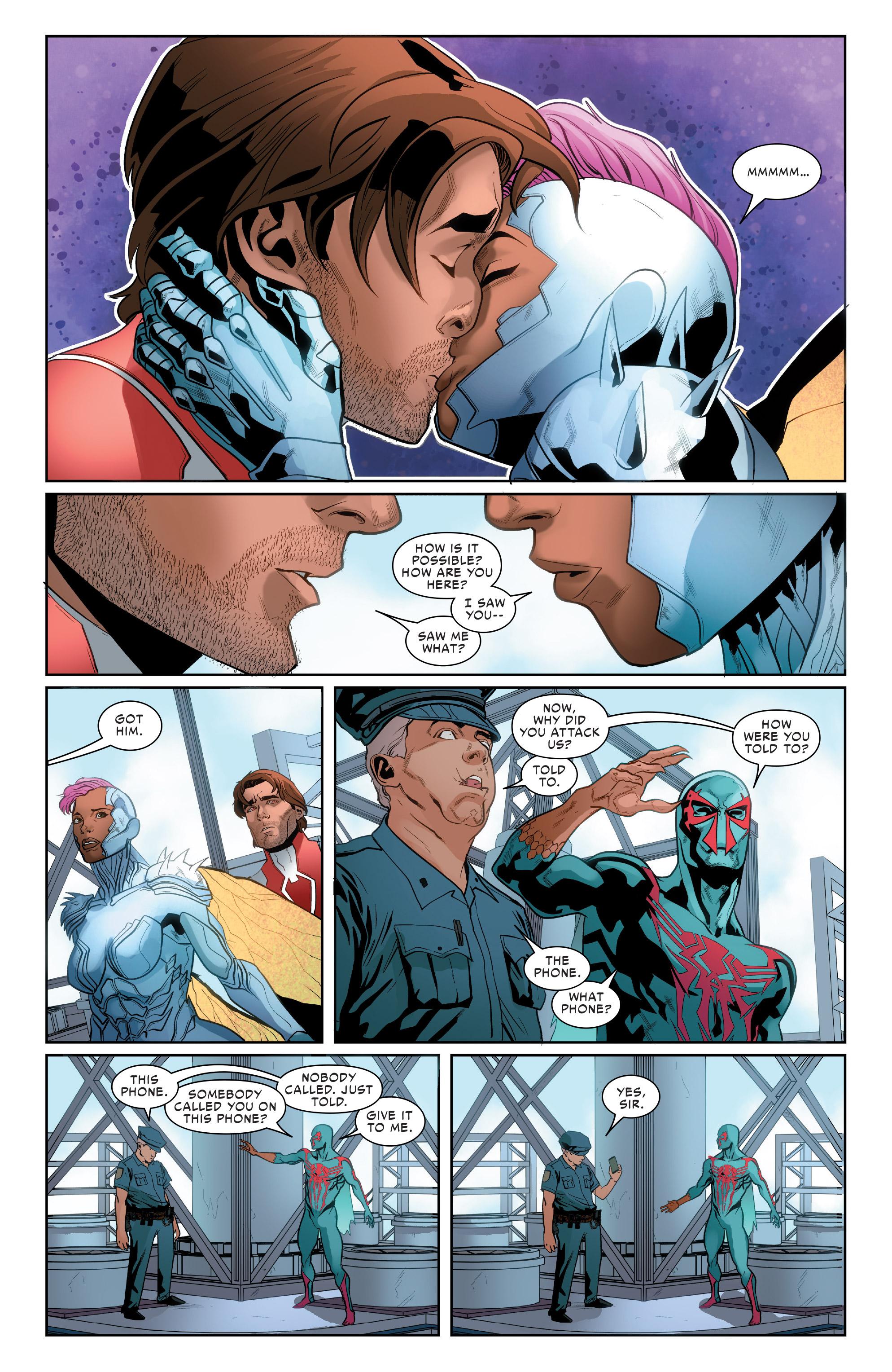 Read online Spider-Man 2099 (2015) comic -  Issue #24 - 7