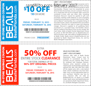 Bealls coupons for february 2017