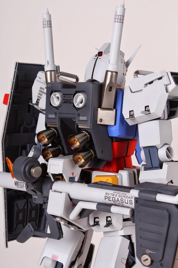 Scratch Build: 1/54 RX-78-2 Gundam Resin Kit - Gundam Kits
