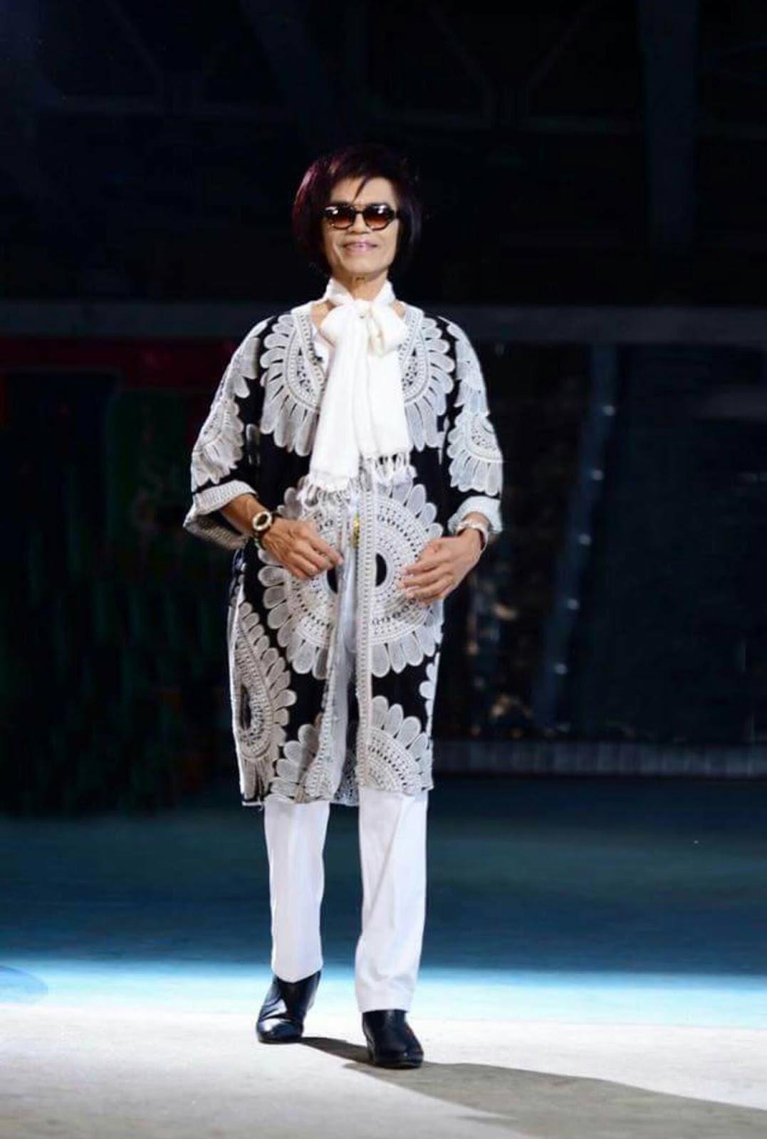 Pyi Myanmar Daily Journal: Myanmar Pyi Thein Tan Fashion : Myanmar Idol's Judge