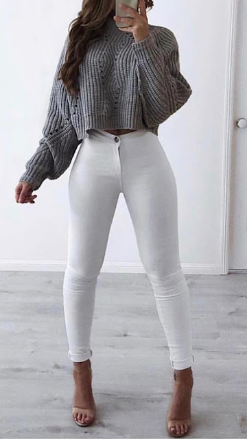 Chic Winter Outfits Women Images