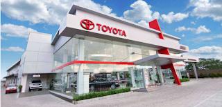 Dealer Toyota Slipi – Promo menarik pelanggan senang