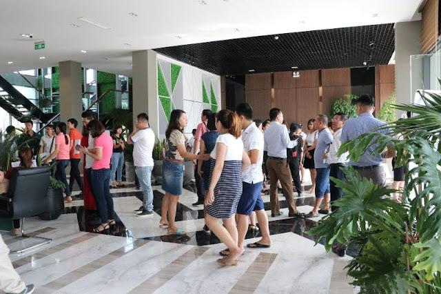 Mở bán chung cư Thanh Hà Cienco 5