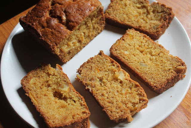 Marmalade Loaf Cake Recipes: YUMMY TUMMY: Eggless Orange Marmalade Cake Recipe