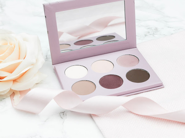 Lavera Blooming Pastel Mineral Eyeshadow Selection