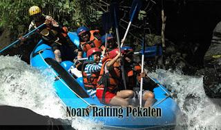 Noars Rafting Pekalen