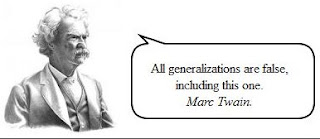 Contoh Generalisasi