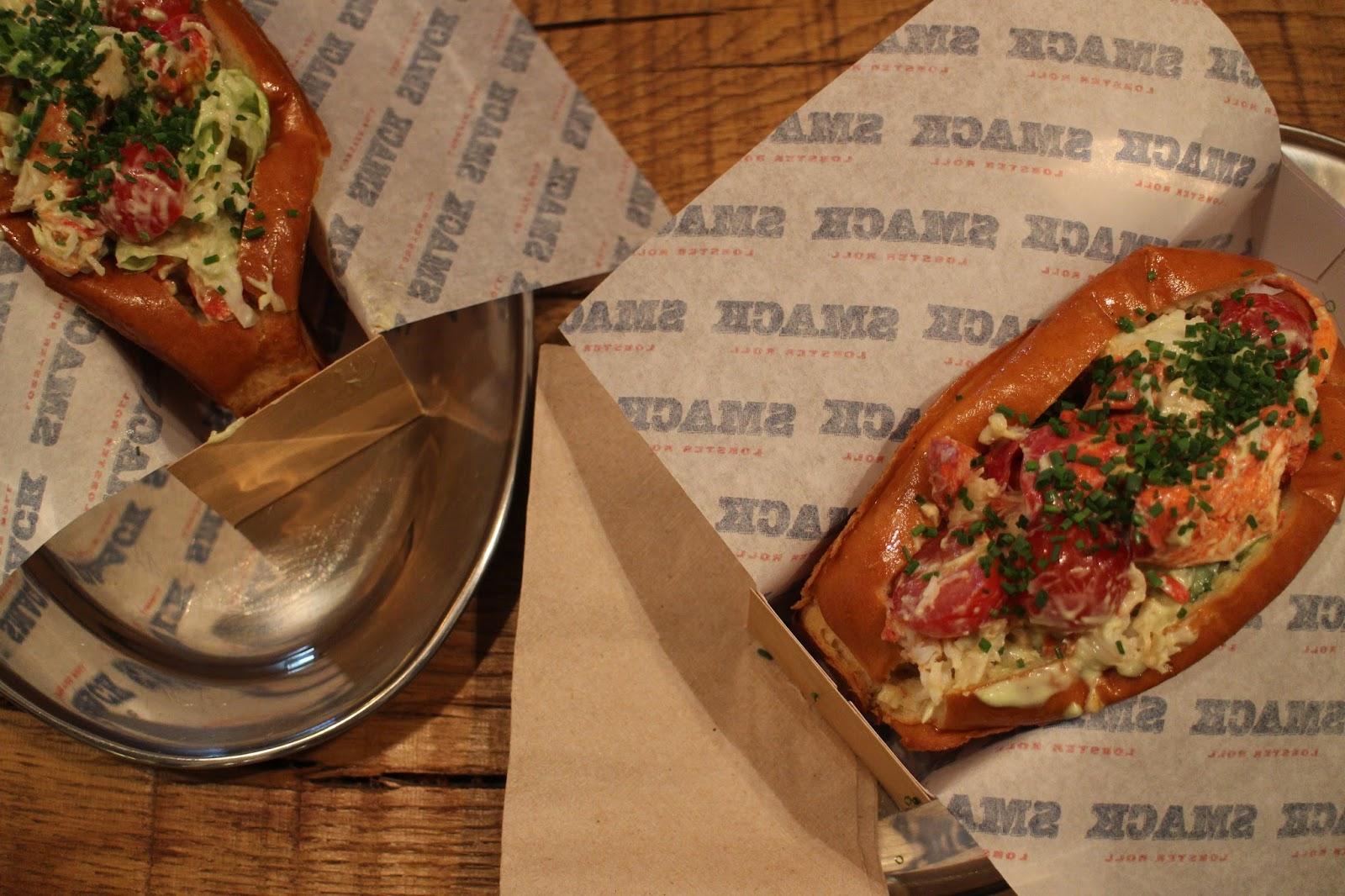 London Eats: Smack Lobster