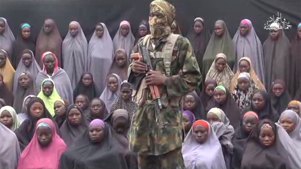 Boko Haram New Video Screenshot