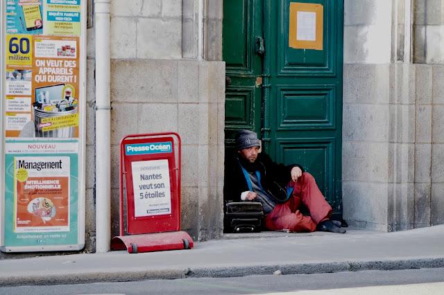 Nantes veut sont 5 étoiles, Emeric Cloche, photo de rue