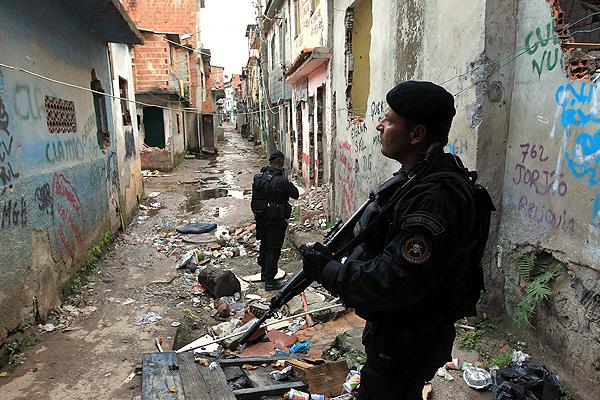 VIOLENCIA, BRASIL