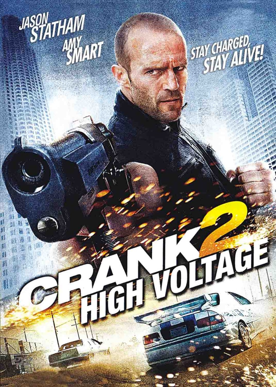 Fine Crank High Voltage 2009 Full Movie Movies For One1 Hairstyles For Men Maxibearus