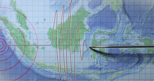 21 Oktober 2016 Gempa 5,0 Di Barat Laut Nusa Tenggara Timur