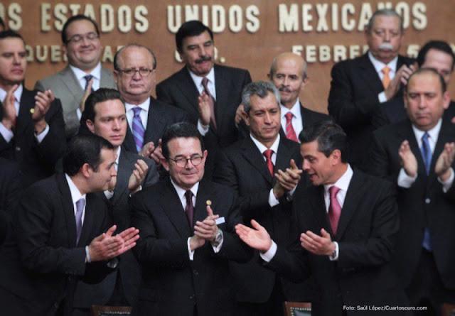 En México un priista, ex presidente del Senado y embajador puede esconder 1.2 mdd