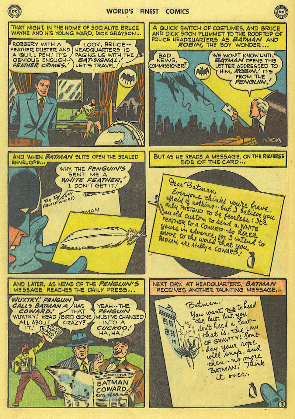 Read online World's Finest Comics comic -  Issue #49 - 65