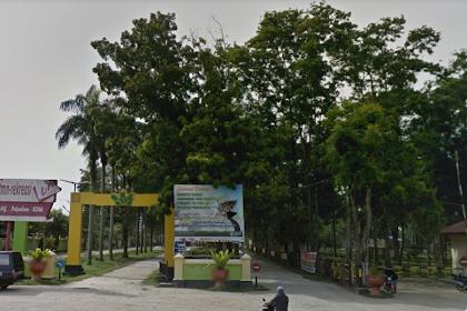 Taman Rekreasi Alam Mayang - Wisata Pekanbaru