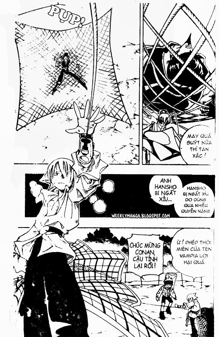 Shaman King [Vua pháp thuật] chap 103 trang 6