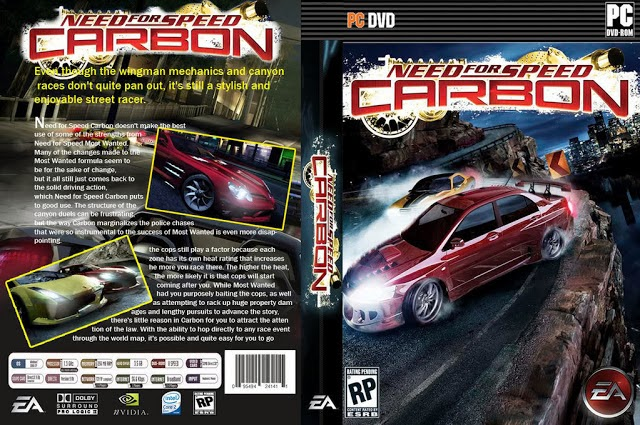 Need for speed carbon free download | old gaming zone games.