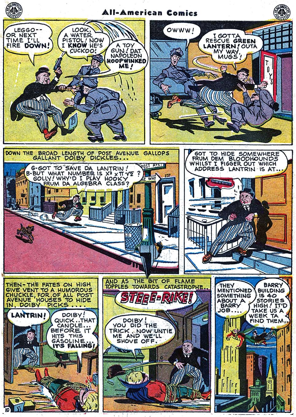 Read online All-American Comics (1939) comic -  Issue #68 - 12