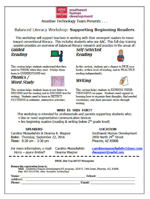 AAC Girls: Balanced Literacy Club FREE Overview Workshop