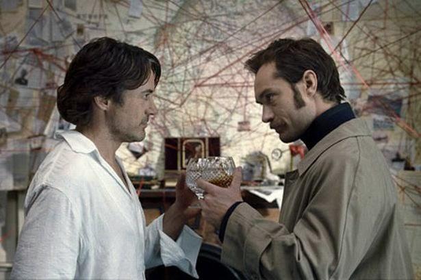 Review dan Sinopsis Film Sherlock Holmes (2009)