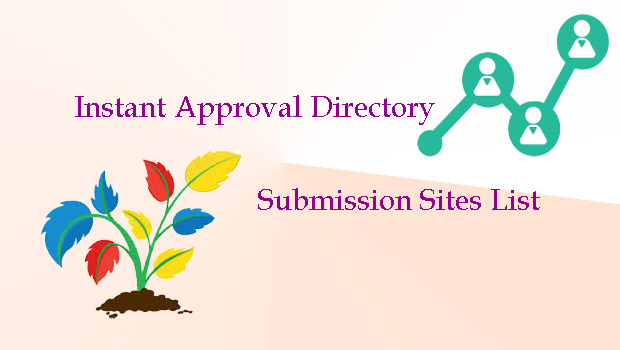 Instant Approval Directory Submission Sites List 2016, Directory Submission Sites List