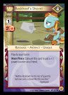 My Little Pony Rockhoof's Shovel Friends Forever CCG Card