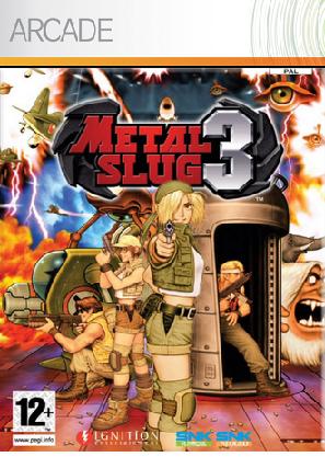Metal Slug 3 Hd Xbla Rgh Jtag Xbox 360 Espanol Mega Descargamega