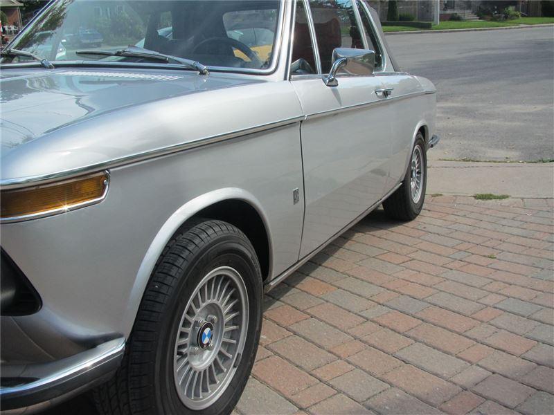 Baurspotting Canada Alert 1975 Bmw 2002 Cabrio Targa East York Ontario 18 000